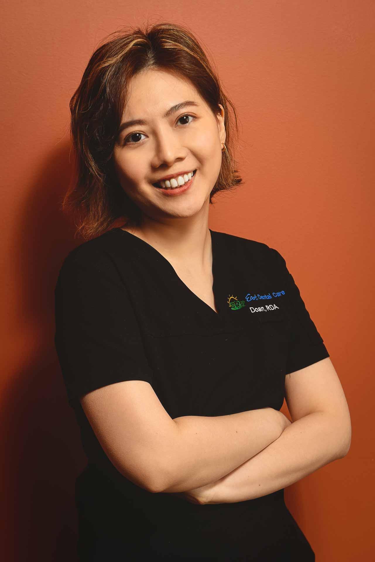 Doan | East Dental Care | SE Calgary Dentist | RDA
