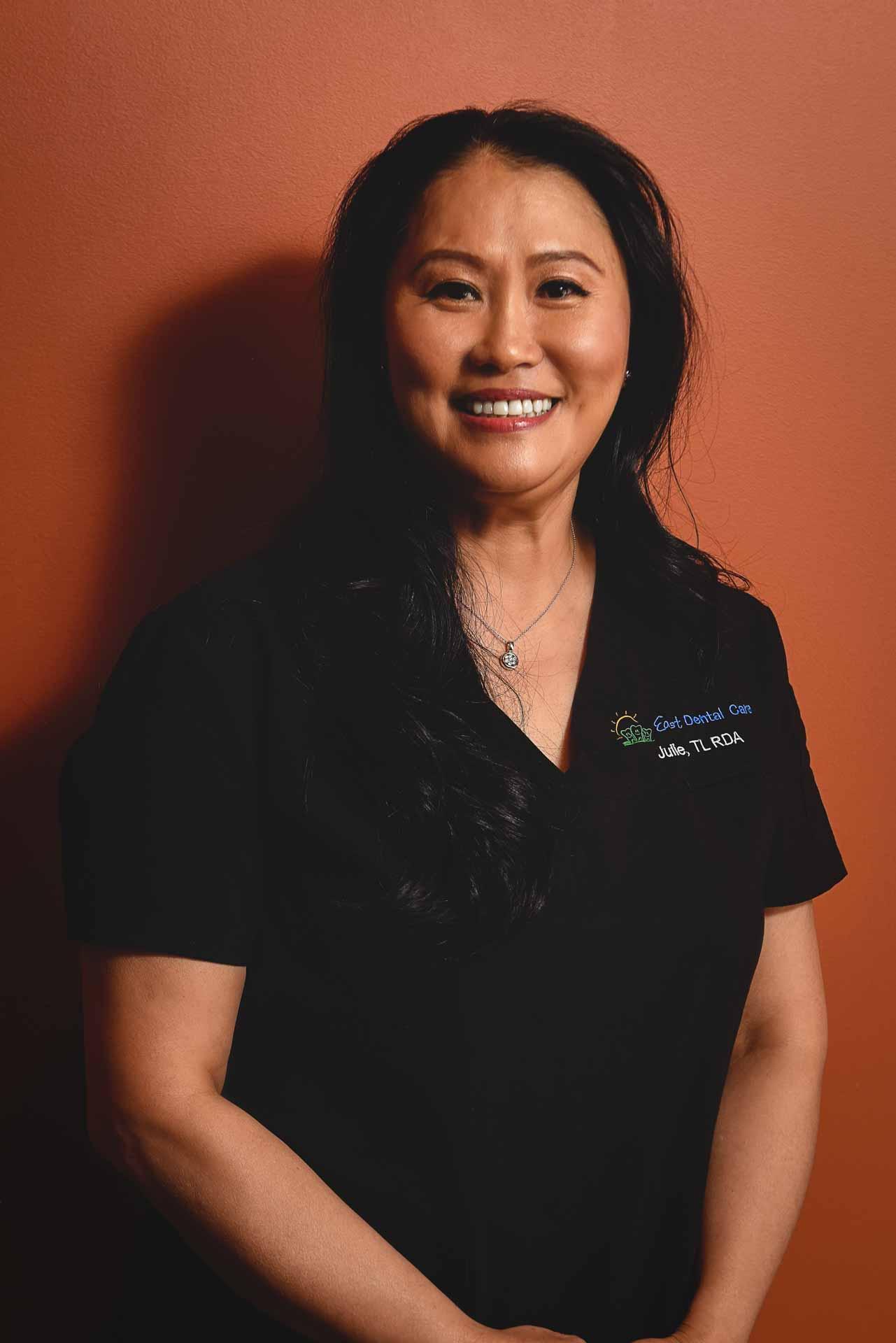 Julie | East Dental Care | SE Calgary Dentist | RDA