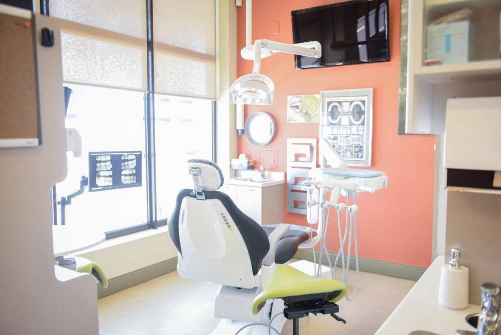 Patient Suite | East Dental Care | General Dentist | 17 Ave SE Calgary