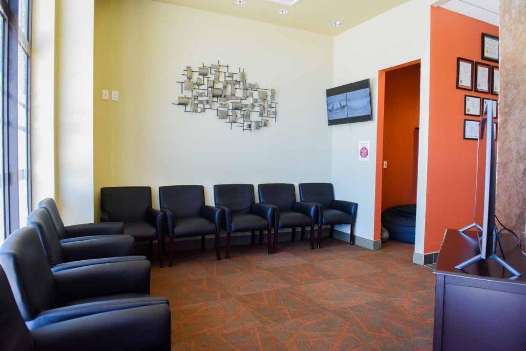 Waiting Room | East Dental Care | General Dentist | 17 Ave SE Calgary